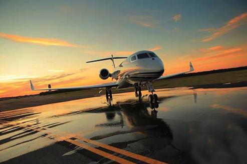 私人飞机去哪里加油