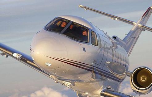 最新重磅私人飞机