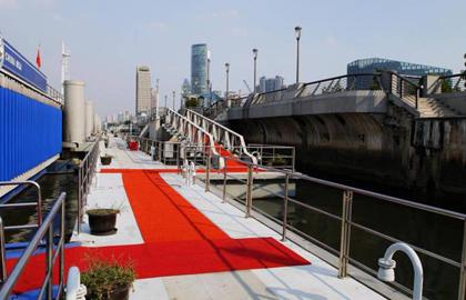 上海莱悦游艇俱乐部:国际连锁