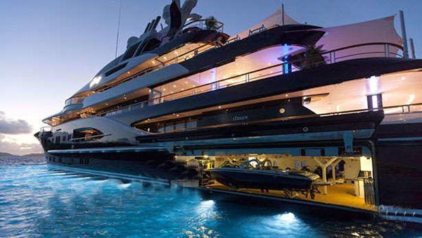 全球范围内的五名游艇外观设计师